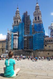 Kathedrale, Santiago de Compostela