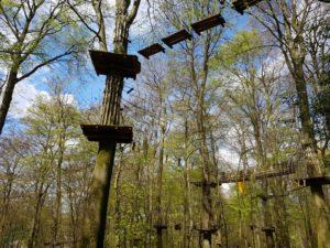 Waldkletterpark, Velbert-Langenberg