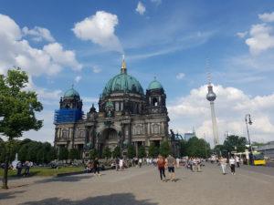 Berliner Dom und Lustgarten, Berlin