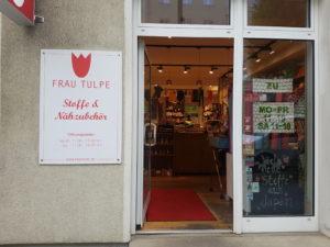 Stoffladen Frau Tulpe, Berlin