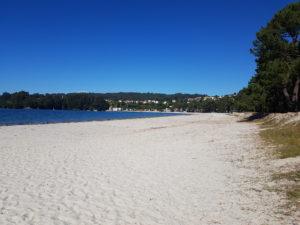 Playa da Magdalena, Pontedeume