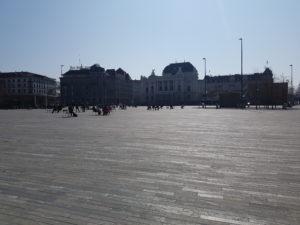 Sechseläutenplatz und Opernhaus