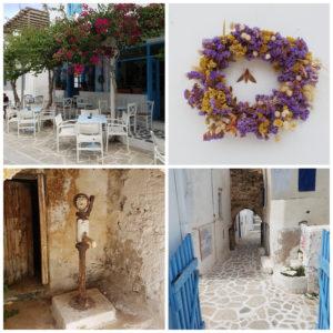 Antiparos, die Nachbarinsel von Paros