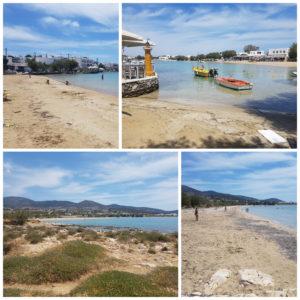 Aliki und Aliki Beach, Paros