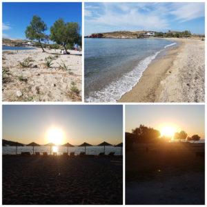 Parasporos Beach, Paros