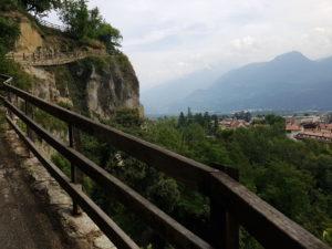 Die Gaulpromenade, Lana