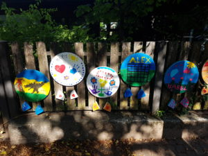 Kinderkunst aus Völlan