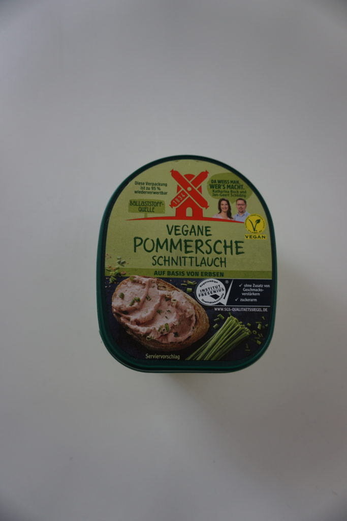 Vegane Pommersche Schnittlauch