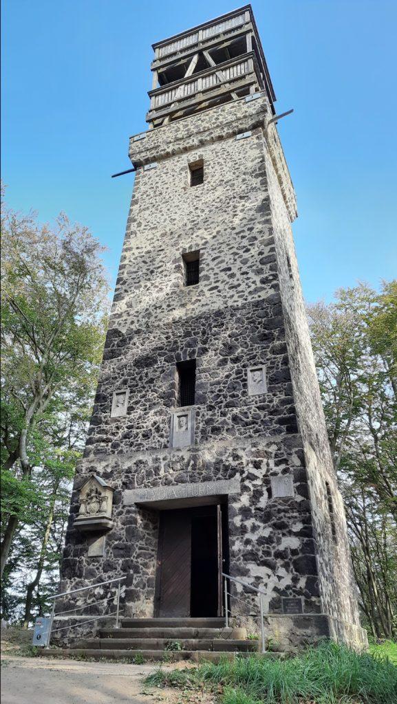 Lydiaturm, Laacher See