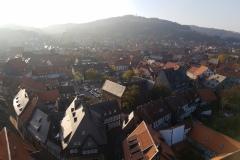 Aussicht über Goslar