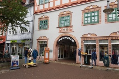 Rinne Passage, Osterode am Harz