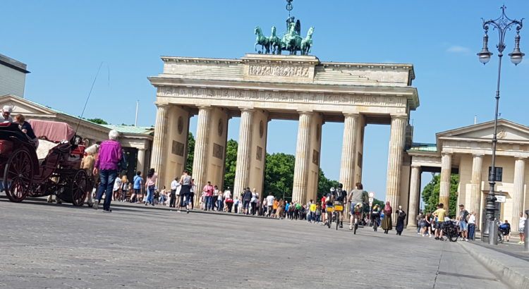 Brandenburger Tor ,Berlin