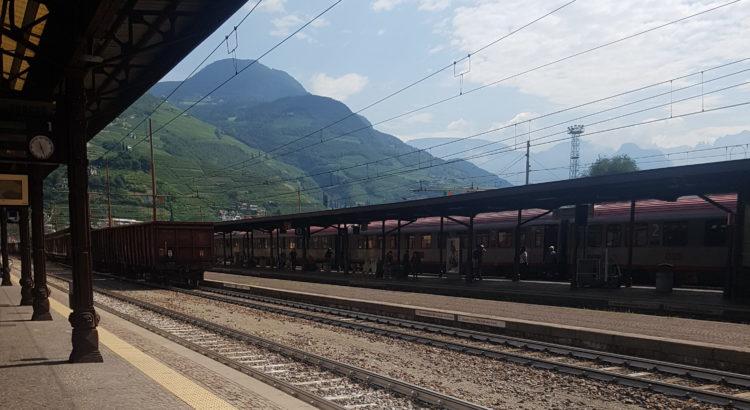 Bahnhof Bozen