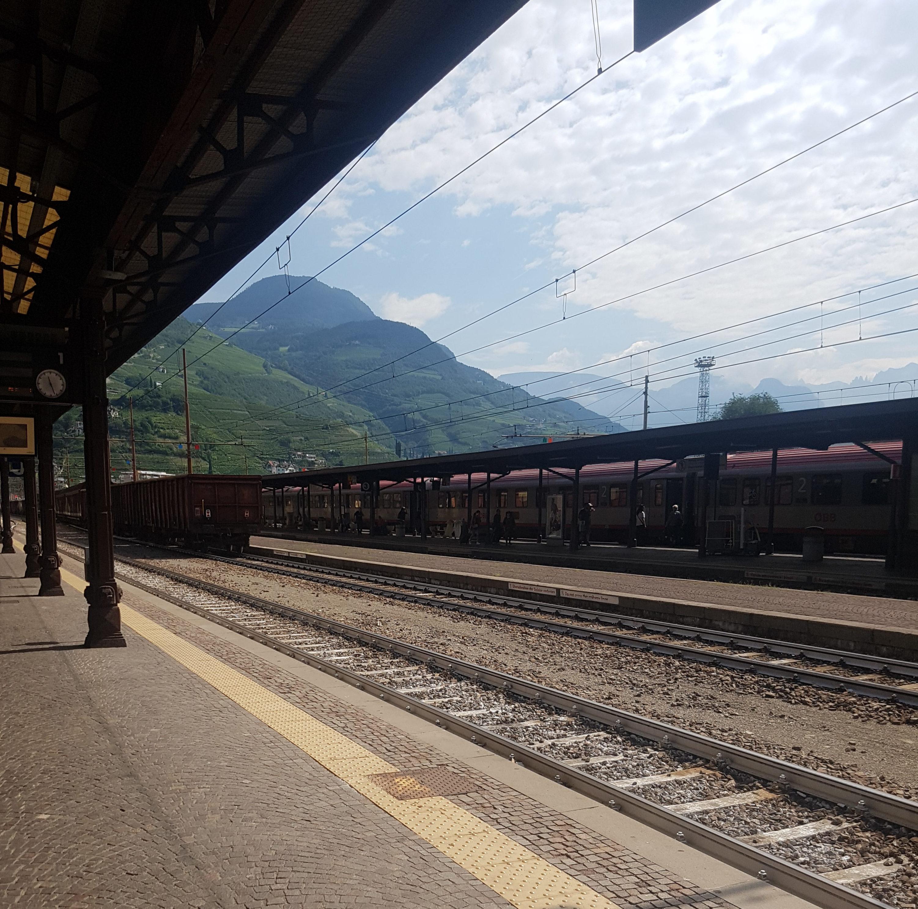 Fünf Gründe für eine Zugreise