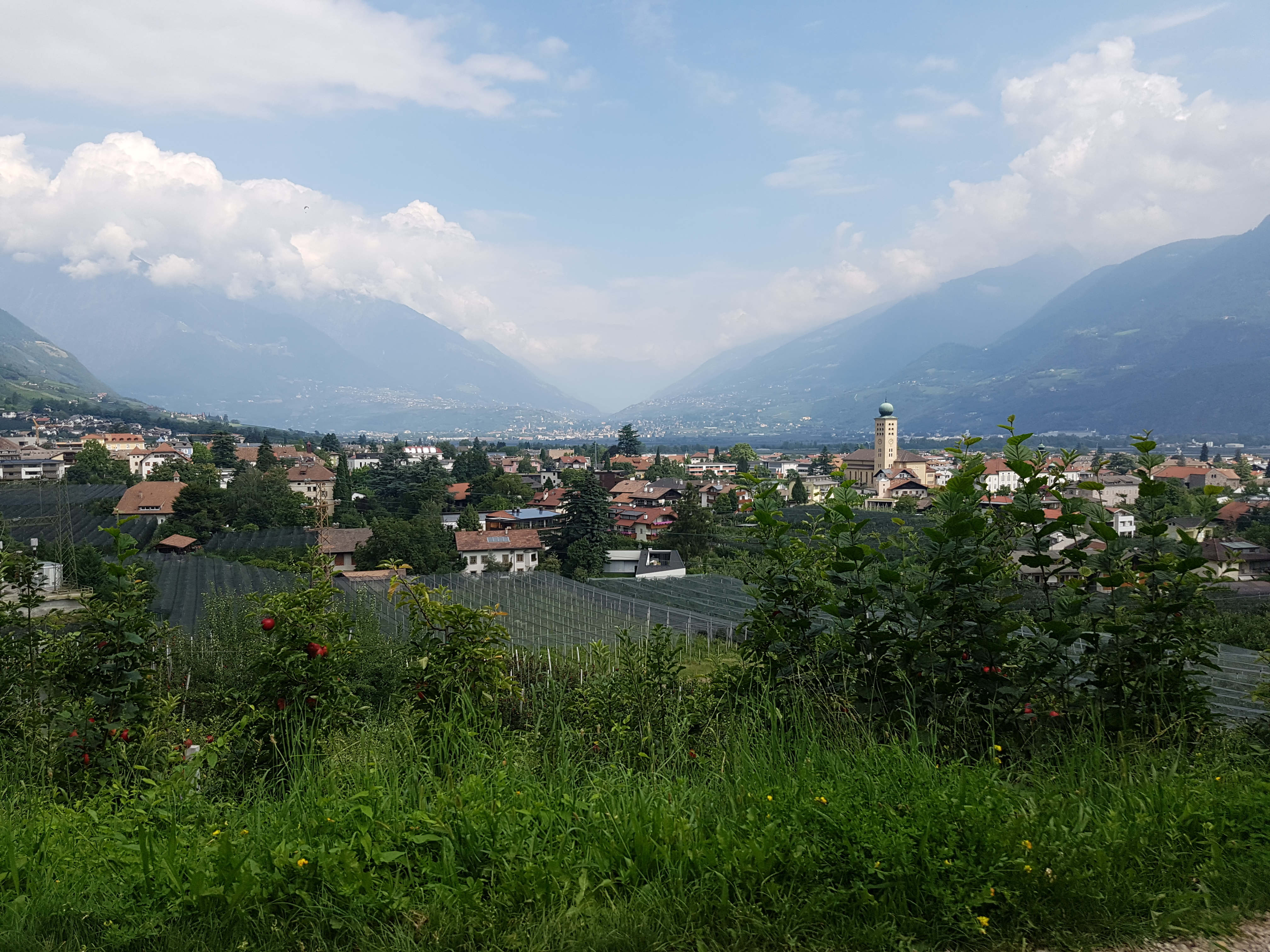 Südtirol – Lana, Meran und Umgebung