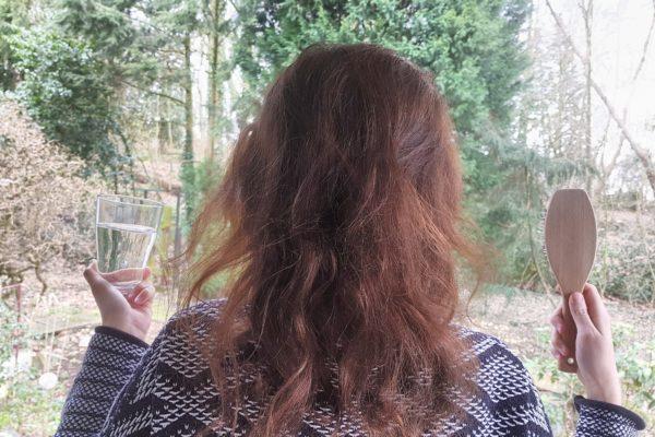 Ein Jahr ohne Haarshampoo: No Poo – Water only