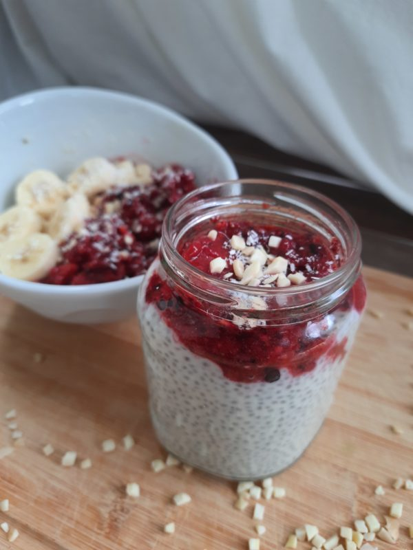 Chiapudding Rezept