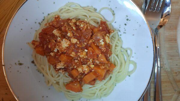 Lieblingsrezept: Spaghetti Bolognese